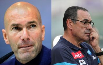 Real Madrid might just have found the man to replace Zinedine Zidane