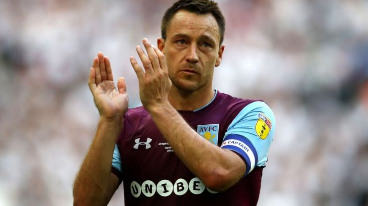 John Terry set for Frank Lampard reunion at Derby County