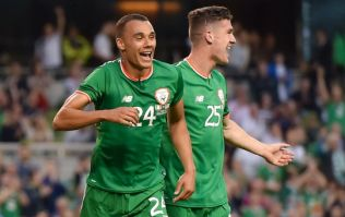 Graham Burke breaks 40-year record with first Ireland goal
