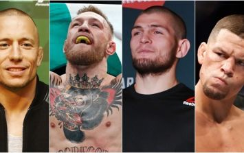 UFC reportedly planning mini-tournament featuring McGregor, Diaz, Nurmagomedov and GSP