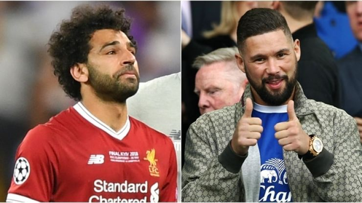 Tony Bellew's take on Mo Salah injury may not sit well with Liverpool supporters