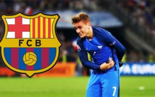 Antoine Griezmann must be going to Barcelona because he couldn't be this heartless