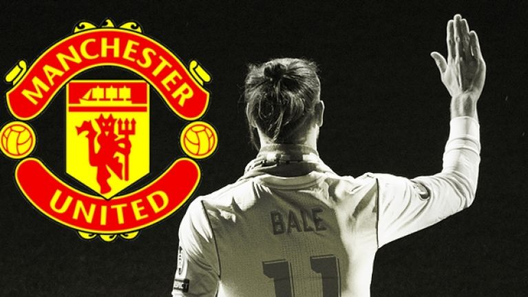 Real Madrid's price to start Gareth Bale negotiations not stopping Man United