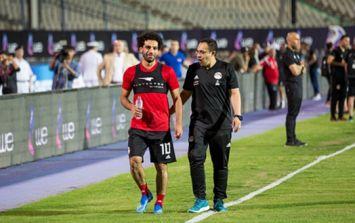 Egypt provide Mohamed Salah injury update