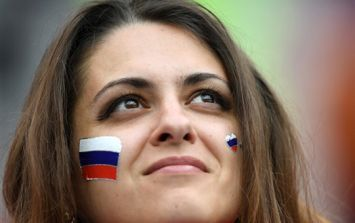 Russian MP claims women shouldn't sleep with fans of foreign races at World Cup