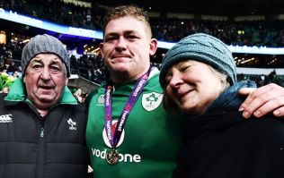 Tadhg Furlong speaks superbly on how his home, parents and GAA roots forged him