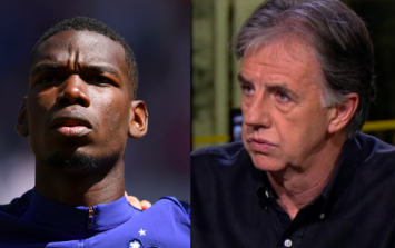 BBC viewers aren't happy with Mark Lawrenson's Paul Pogba comment