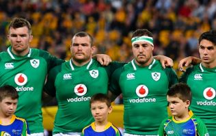 Two Irish players deservedly top ratings after a thrilling victory over Australia