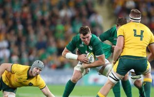 Peter O'Mahony praises Ireland for one of their 'best performances' of the year in Melbourne win