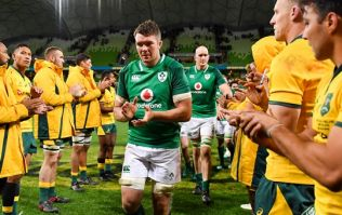 Peter O'Mahony delivers sight some Irish fans feared was gone forever