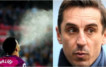 Kyle Walker hits out at Gary Neville for slight on England squad