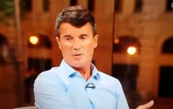 Roy Keane roasts Lee Dixon and Slaven Bilic at once with cutting remark