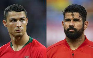 Diego Costa: I wish I was like Ronaldo