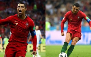 Cristiano Ronaldo's reaction to ex-teammate's free-kick advice perfectly sums him up