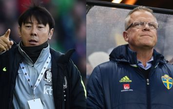 South Korean coach uses bizarre method to confuse Swedish 'spies'