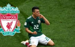 Liverpool transfer target Hirving Lozano was impossible to ignore against Germany