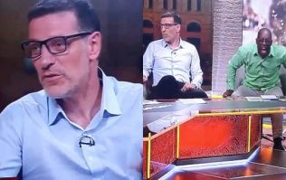 "Slaven Bilic sends ITV studio into hysterics with brilliant ""I don't care"" comment"