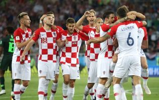 Croatia player to be sent home after refusing to come on from the bench against Nigeria