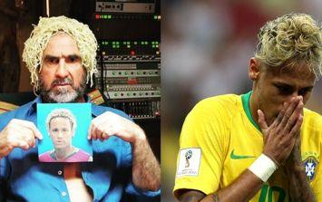 Eric Cantona absolutely rinsed Neymar in latest Instagram post