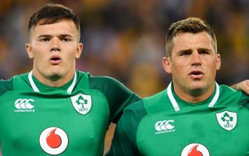 Jacob Stockdale tipped for return and there could be a surprise on Ireland bench