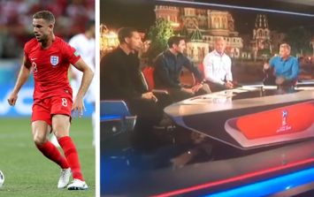 The BBC went too far with their praise for Jordan Henderson after England win
