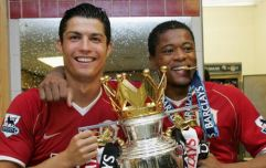 Patrice Evra explains why you should not go to Cristiano Ronaldo's for lunch