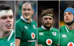 Identifying Ireland's best lock partnership will be Joe Schmidt's toughest selection issue