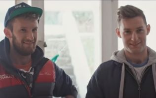 'Will you stop walking so loudly, we're filming here for f**k sake' - Brilliant O'Donovan brothers video