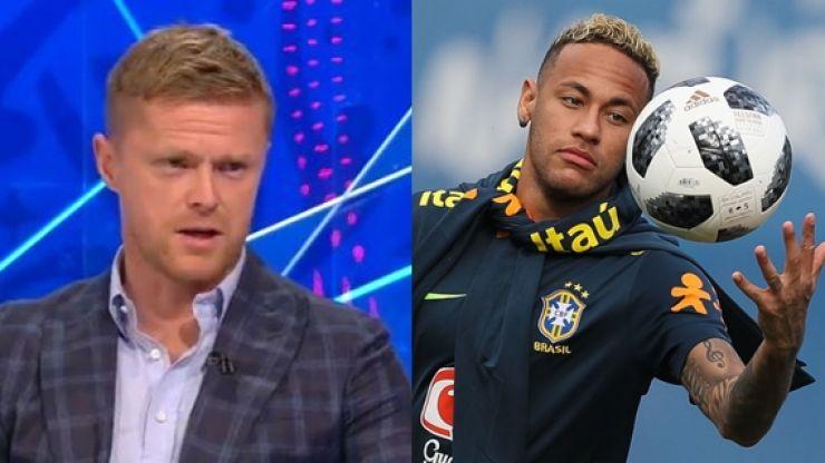 Damien Duff speaks some home truths about Neymar