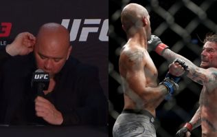 Dana White absolutely furious with Mike Jackson's victorious performance against CM Punk