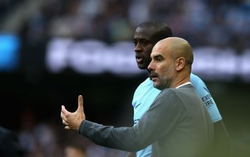Pep Guardiola dismisses Yaya Toure's racism allegations as 'lies'