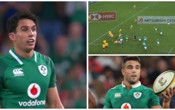 ANALYSIS: First look at the Conor Murray-Joey Carbery halves pairing