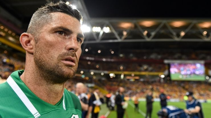 Rob Kearney heading for Western Australian outpost in need of serious jolt