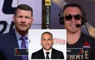 UFC commentator apologises to Michael Bisping for calling interview 'disgraceful'