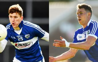 Colm Parkinson pays tribute to Laois' pair of heroes after courageous acts