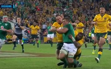 Why Ireland and Joe Schmidt are irritated by CJ Stander TMO call