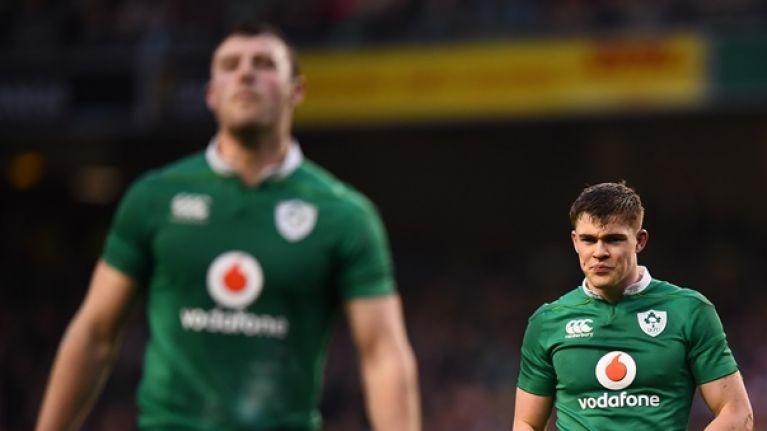 Why Garry Ringrose should come back into partner Robbie Henshaw for the second Test