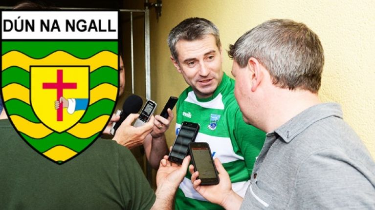 What Fermanagh did to Donegal press shouldn't be allowed