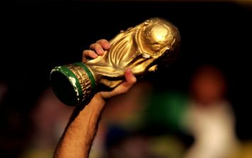 The 2026 World Cup will be hosted by Canada, the United States and Mexico