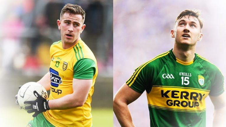 Paddy McBrearty and James O'Donoghue announce latest shaping trend to GAA