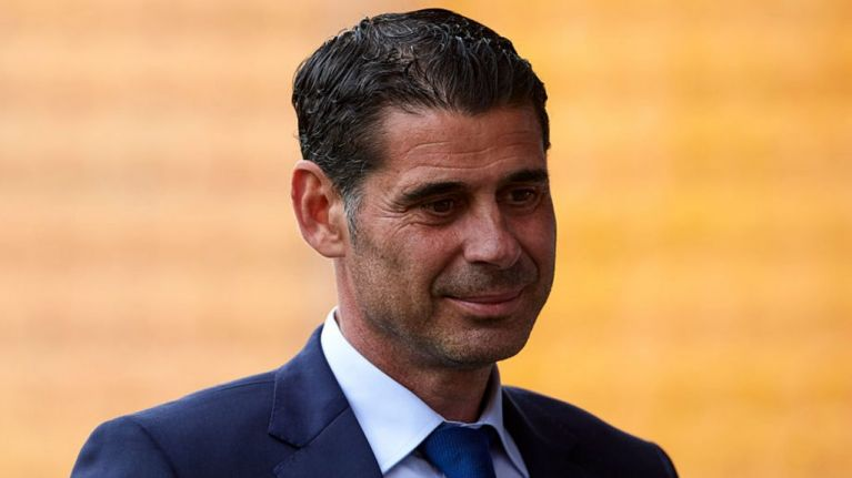 Fernando Hierro announced as new Spain manager