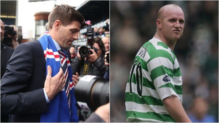 John Hartson has told Steven Gerrard to set a more realistic goal at Rangers