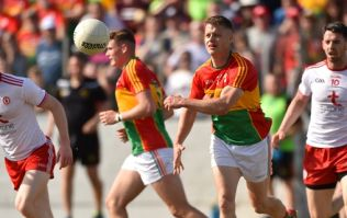 Tyrone GAA criticised for seemingly petty tweet during Carlow victory