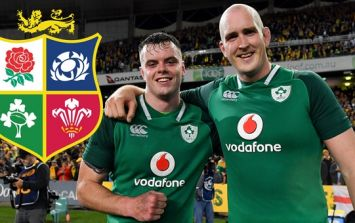 Irish rugby legend finally says what many are daring to think about James Ryan