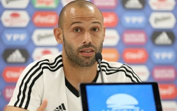 Javier Mascherano denies that a mutiny exists in Argentina squad