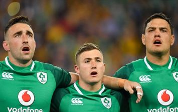 The Ireland team that should play Italy in Chicago