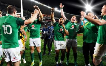 Few arguments about Ireland's Player of the Series but CJ Stander pushed him close