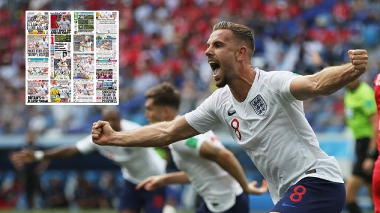 2c977304f The three words that sum up England s World Cup hype