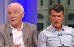 Eamon Dunphy's verbal attack on Roy Keane is simply incredible