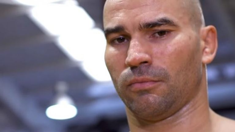 Drinking a pint may have actually saved Artem Lobov's life